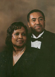 Pastor Pickett and Wife